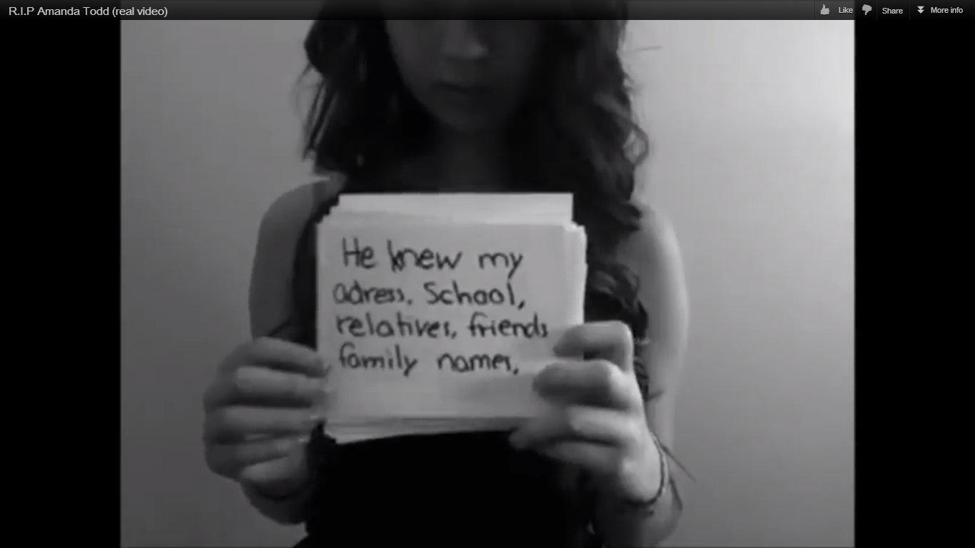 True stories of teen suicide