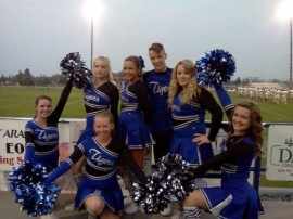 jadin cheerleading